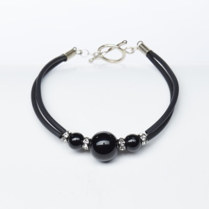onyx_and_neoprene_bracelet_885475301