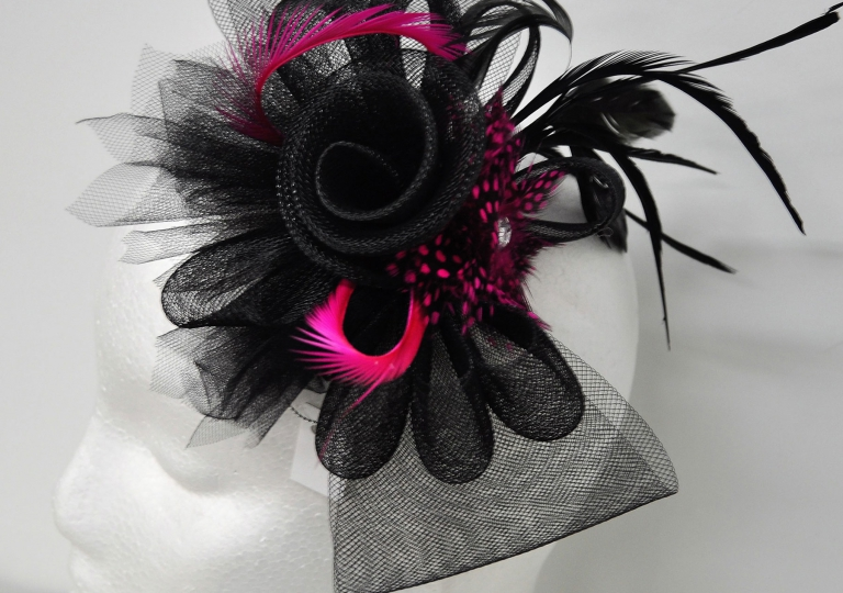 black-and-pink